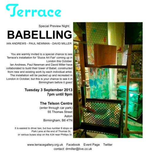Babelling Flyer1